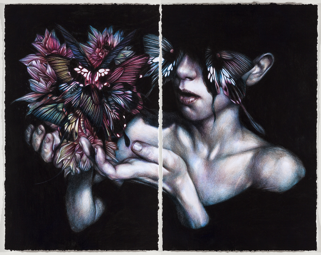 Preview: Souther Salazar, Marco Mazzoni, and Andy Kehoe @ Jonathan LeVine, NYC: MarcoMazzoni_MonoNoAware[4].jpg